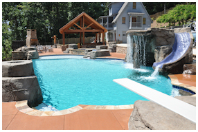AllStar Pools, Inc Residential Gunite Pools