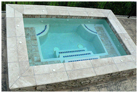 AllStar Pools, Inc Residential Spas