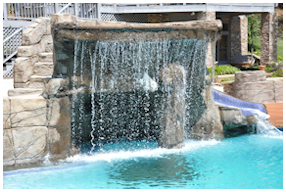 AllStar Pools, Inc Water Features